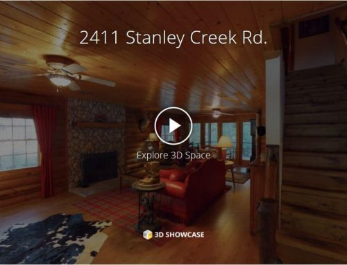 2411 Stanley Creek Rd., Cherry Log GA Matterport 3D Virtual Tour