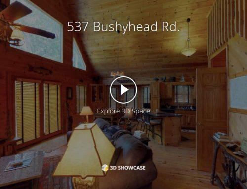 537 Bushyhead Rd., Cherry Log GA Matterport 3D Virtual Tour