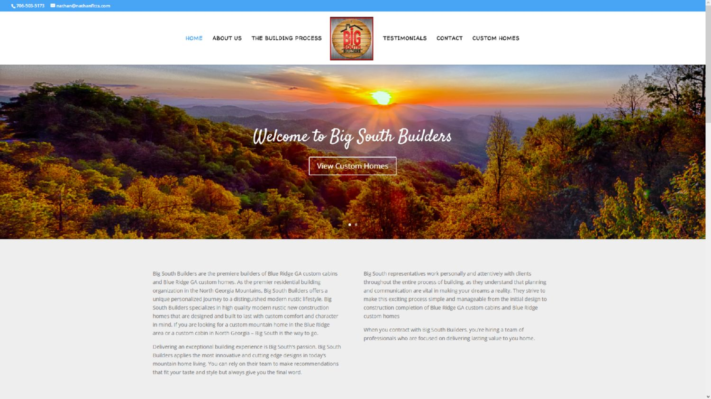 bigsouthbuilders.com - Blue Ridge Custom Home Builders