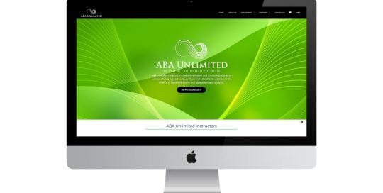 ABA Unlimited home screen
