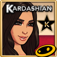 Kardashian Hollywood logo