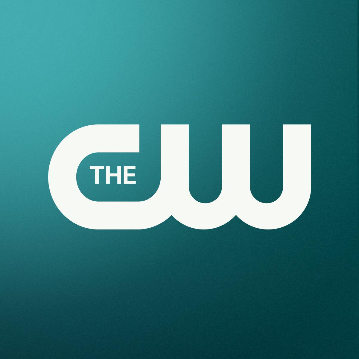 The CW tv logo