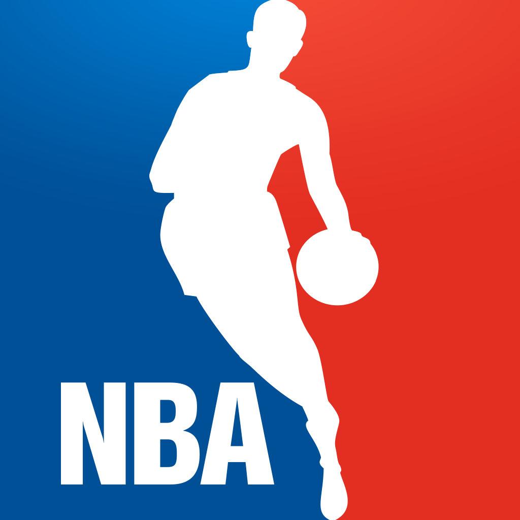 NBA sports logo
