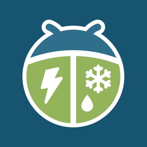 Weather bug logo