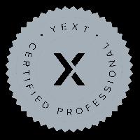 Yext certified professional Logo