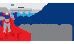 Economical A/C services graphic logo