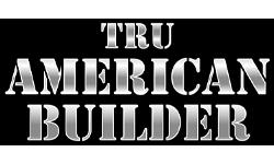 Tru American Builder -graphic logo