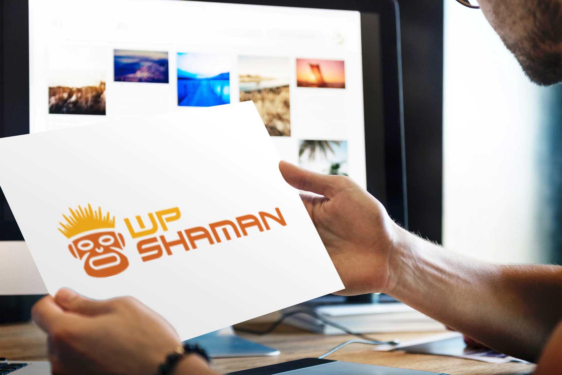 Wp Shaman logo