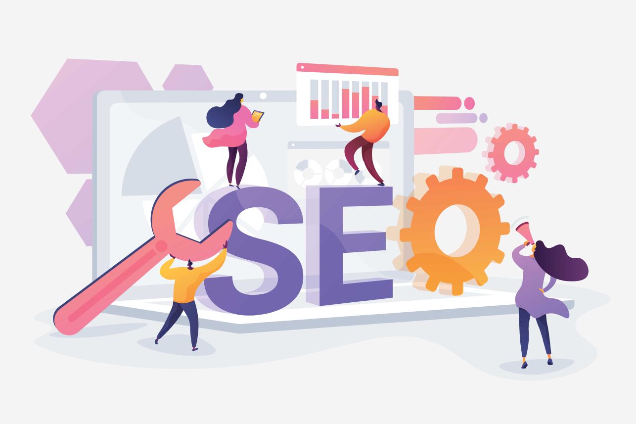 SEO website icon