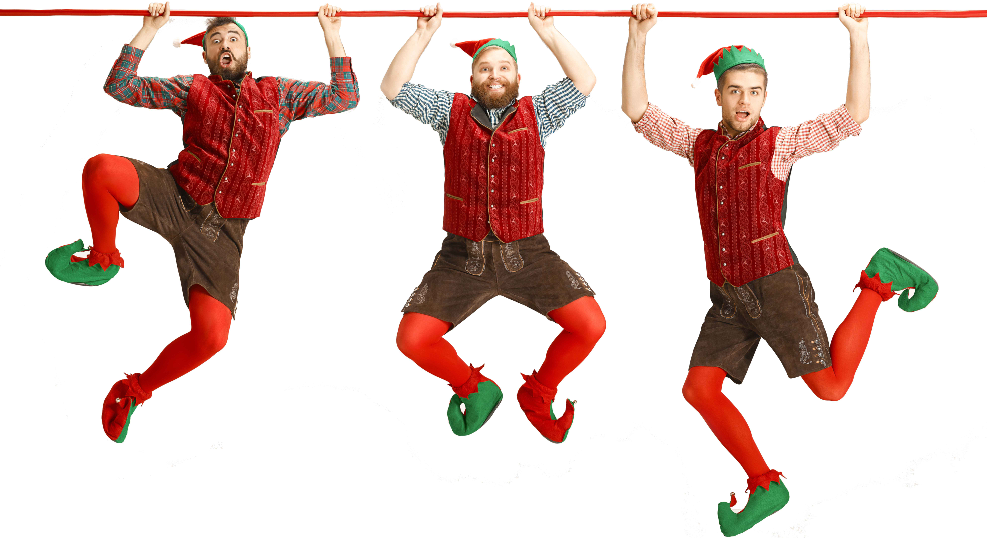 Getting fun with holiday season digital marketing during employees into elves