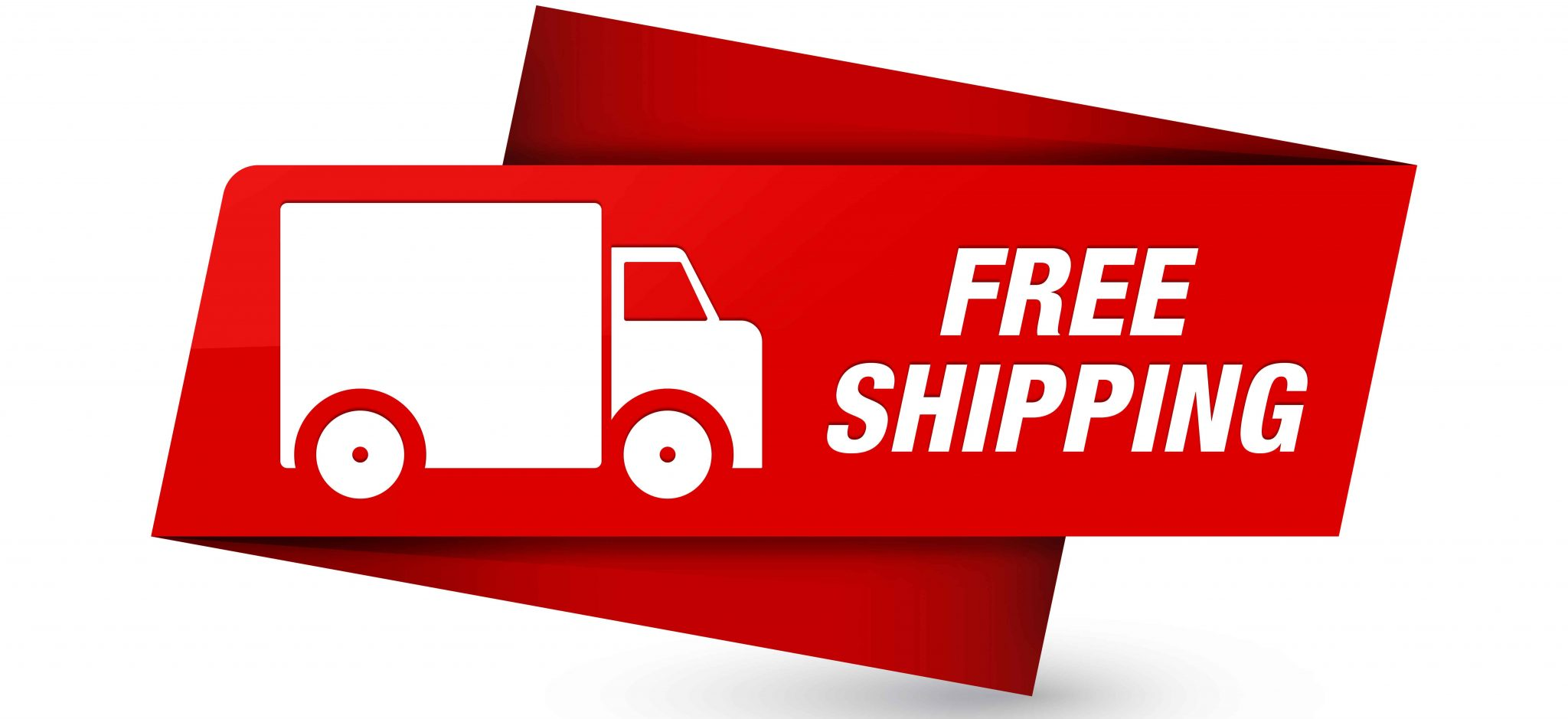 Ecommerce store running a holiday season discount of free shipping